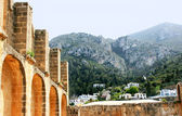 Bellapais abbey — Stock Photo