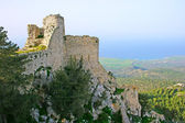 Kantara castle — Foto Stock