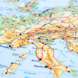 Europe map — Stock Photo #4905720