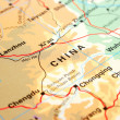 Chinmap — Stock Photo #4905728