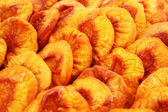 Dried peaches — Foto Stock