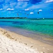 Beautiful beach — Stock Photo