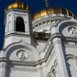 Cathedral of Christ Saviour — Stock fotografie #4397209