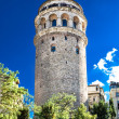 Galata Tower - Stock Photo