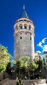 Galata Tower — 图库照片