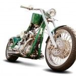 Motorcycle — Stock Photo #4457194