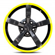 Car Wheel — Stock Photo #4755924