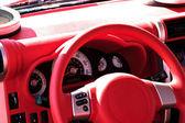 Автомобильный интерьер — Стоковое фото