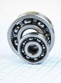 Two bearings — Foto Stock