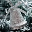 Christmas bell — Stock Photo #4341556