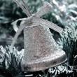 Christmas bell — Stock Photo #4341556