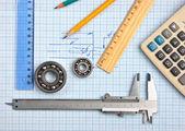 Technical tools — Stock Photo