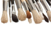 Brush drawing — Stock Photo