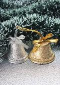 Christmas bell — Zdjęcie stockowe