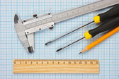 Technical tools — Stock Photo