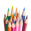 Colored pencils — Stock Photo #4652071