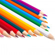 Colored pencils — Stock Photo #4656204