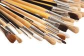 Brush drawing — Stock Photo