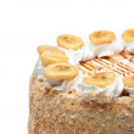 Festive cake — Stock Photo #4927309