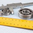Callipers with bearing - Foto de Stock