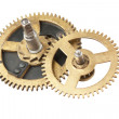 Clockwork gears — Stock Photo #5119852