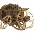 Clockwork gears — Stock Photo #5161645