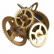Clockwork gears — Stock Photo #5217357