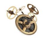 Clockwork gear — Stock Photo