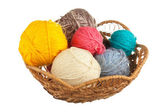Ball of wool — Stock Photo