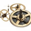 Clockwork gears — Stock Photo #5284558