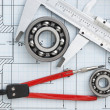 Technical drawing — Stock Photo #5318897