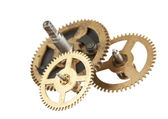Clockwork gear — Stock Photo