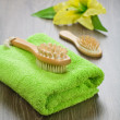 Stock Photo: Bath objects