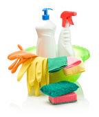 Obiekty do czyszczenia basenu — Zdjęcie stockowe