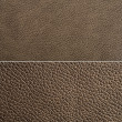 Stock Photo: Brown leather texture high resolution