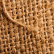 Abstract burlap backgound — Stock Photo #5074918