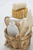Toilet articles — Stock Photo