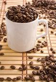 Kawa kompozycja — Zdjęcie stockowe