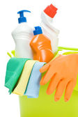 Cleaning means — Stock Photo