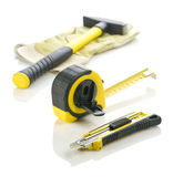 Working tools for repairing — Stock Photo