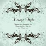 Vintage fantasy frame — Stock Vector #3994855