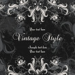 Vintage background — Stock Vector #4265834