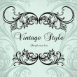 Vintage background — Stock Vector #4265851