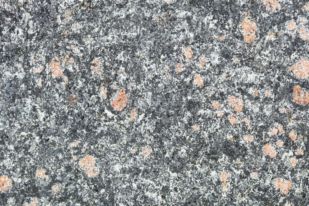 Surface of a natural stone - a granite background — Stock Photo #4286685