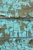 Old weathered cracked enamel — Stock Photo