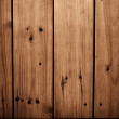 Vintage wood panels - wall and floor — Stock Photo