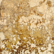 Nasty plaster on wall surface — Stock Photo
