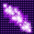 Abstract purple background. — Stock Vector