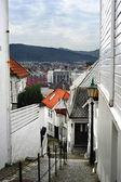 Bergen street — Stock Photo