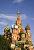 Saint Basil's cathedral — 图库照片